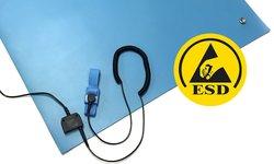 Антистатическая защита и статическое электричество (ESD)
