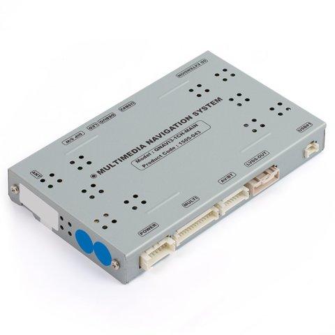 Навигационная система для Porsche с системой CDR+ PCM3.1