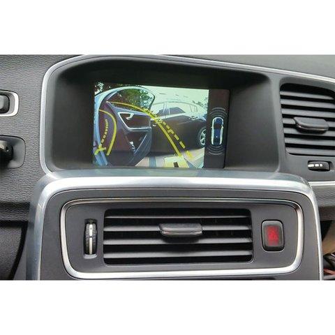 Адаптер подключения камеры заднего и переднего вида для Volvo с системой Sensus Connect