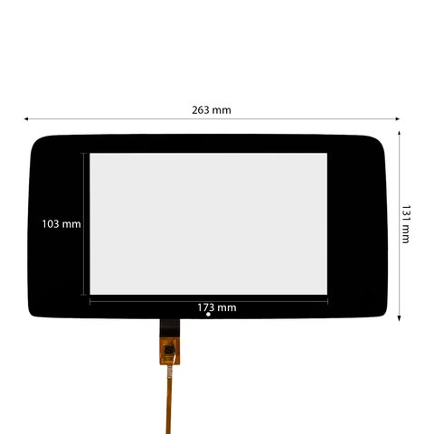 Capacitive Touch Panel for Mercedes Benz CLS W218  2016