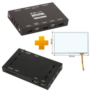Навигационно мультимедийный комплект для Audi MMI 3G на базе CS9500H