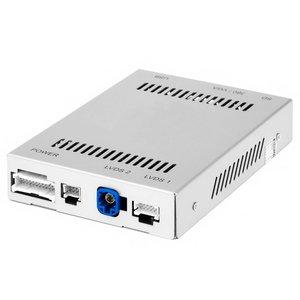 Адаптер с функцией CarPlay для подключения камер в Mercedes Benz с системой NTG5.0 5.1