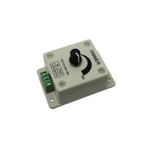 LED Dimmer with Rotating Knob HTL-017 (single color, 96 W)