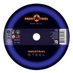 Круг отрезной по металлу PROFITOOL INDUSTRIAL 125х3,0х22,2 мм