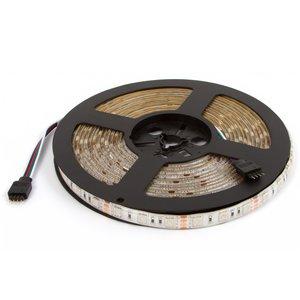 Светодиодная лента RGB SMD5050 (300 светодиодов, 12 В DC, 5 м)