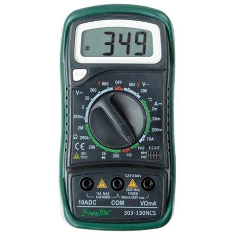 Цифровий мультиметр Pro'sKit 303-150NCS