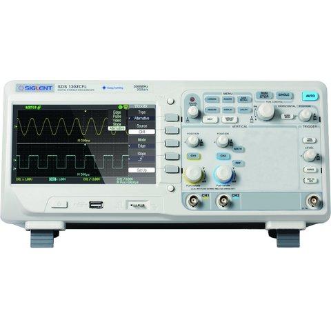 Цифровий осцилограф SIGLENT SDS1302CFL
