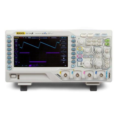 Цифровой осциллограф RIGOL DS1104Z S