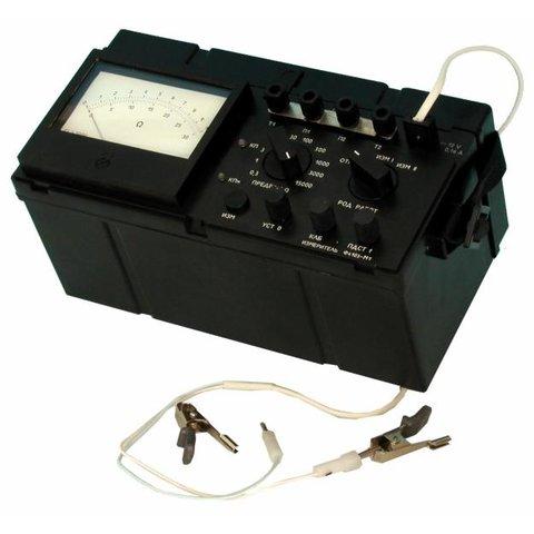 Вимірювач опору заземлення Ф4103 М1
