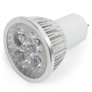 Комплект для збирання світлодіодної лампи SQ-S5 4 Вт (холодний білий, GU5.3)
