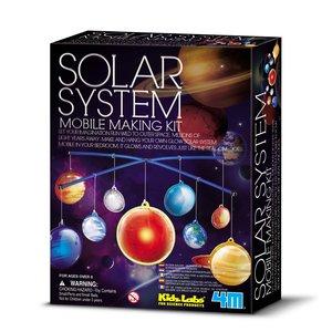 STEAM-набір 4М Мобіль Сонячна система