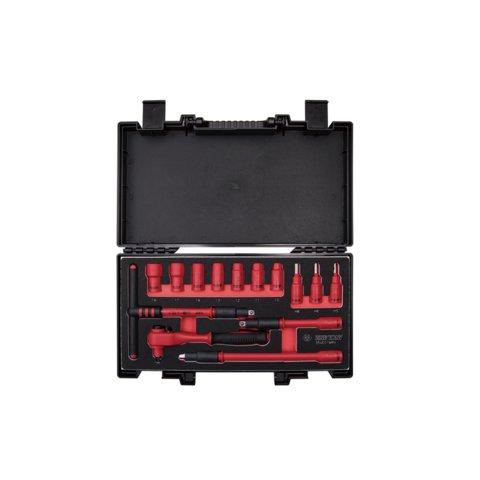 Набір діелектричного інструменту KING TONY 35VE01MRV 14 предметов