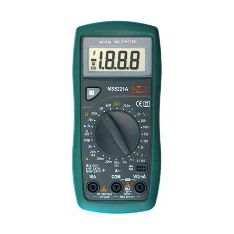 Цифровой мультиметр MASTECH MS8221A