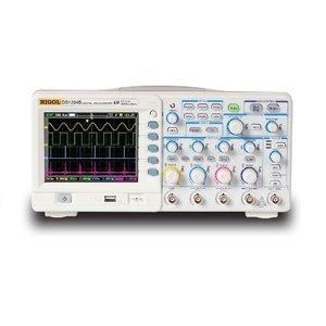 Цифровой 4-канальный осциллограф RIGOL DS1204B