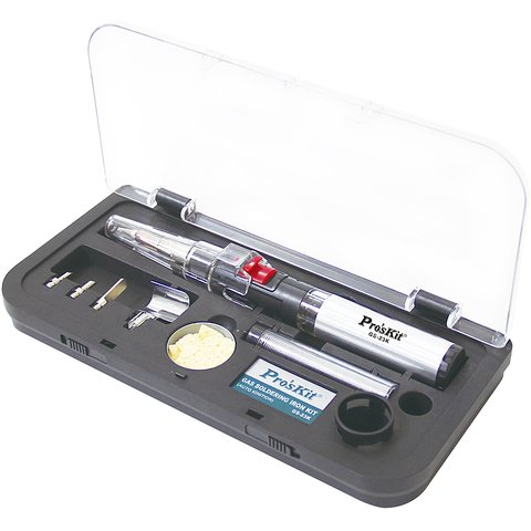 Gas Soldering Iron Kit Pro'sKit GS-23K